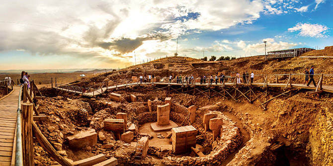 Göbeklitepe , Miras Listesi'ne alındı