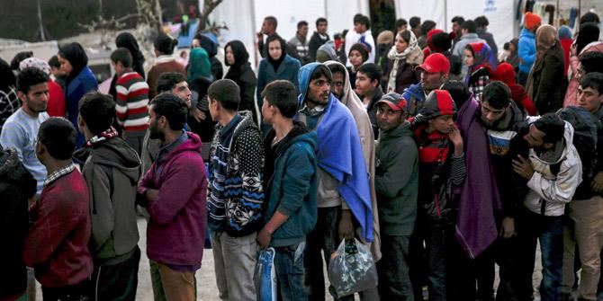 Almanya'da sığınmacı krizi büyüyor