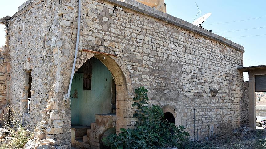 Atatürk'ün karargahı Afrin Racu'da bulundu
