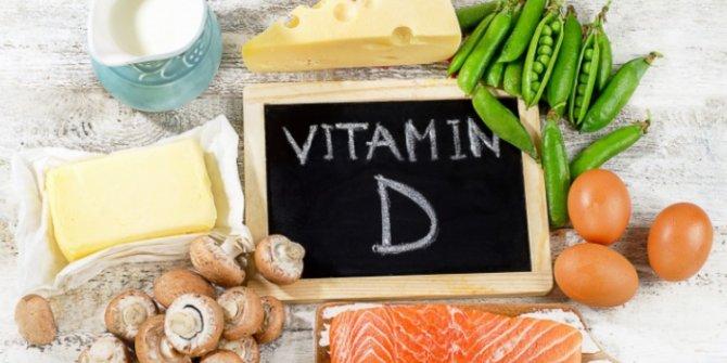 O vitaminin eksikliği halsizlik yapıyor