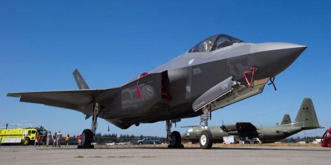 F-35 için Tören tamam da teslimat nerede?
