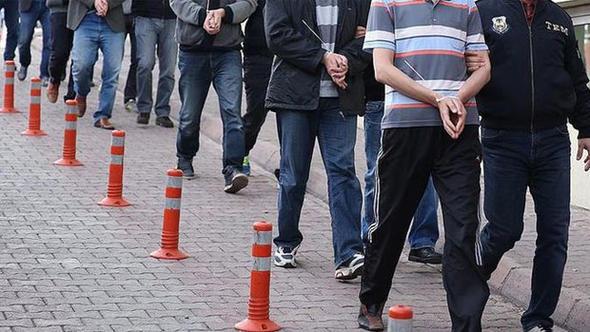 PKK operasyonu: 25 gözaltı
