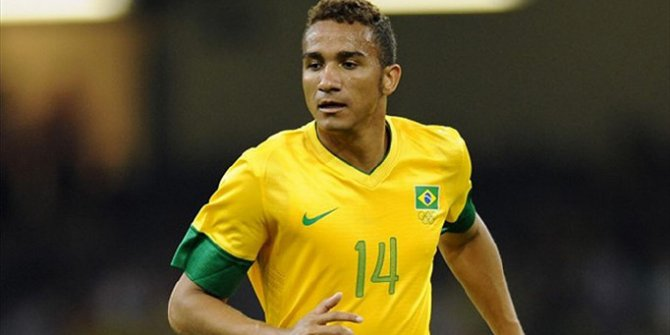 Brezilya'da Danilo şoku!