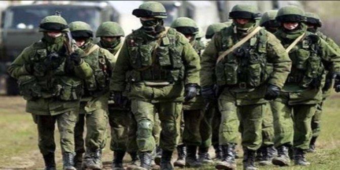 Rus birlikleri Ürdün sınırında
