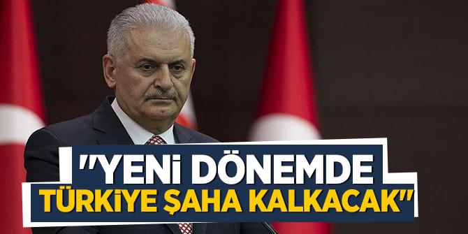 """""""Yeni dönemde Türkiye şaha kalkacak"""""""