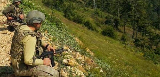 Karadeniz'de PKK'lılarla sıcak çatışma!