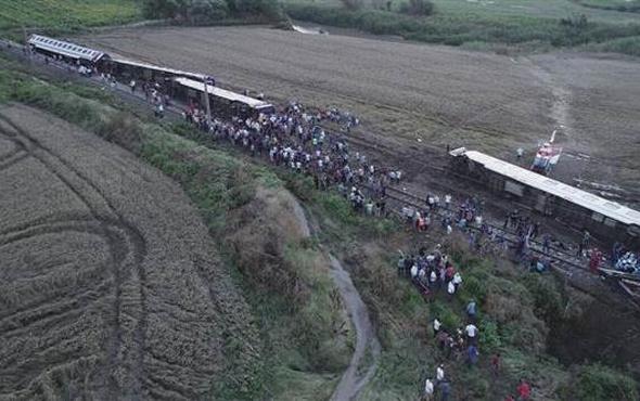 Tren kazasında ölenlerin isimleri...