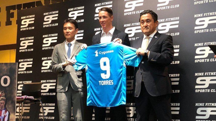 Fernando Torres Dogu Asya'ya transfer oldu