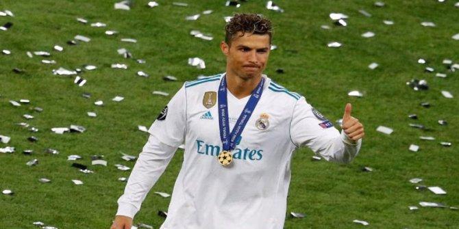 Cristiano Ronaldo: Juventus'un kazanması için elimden geleni yapacağım