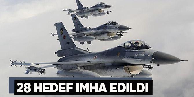 Irak kuzeyine hava harekatı