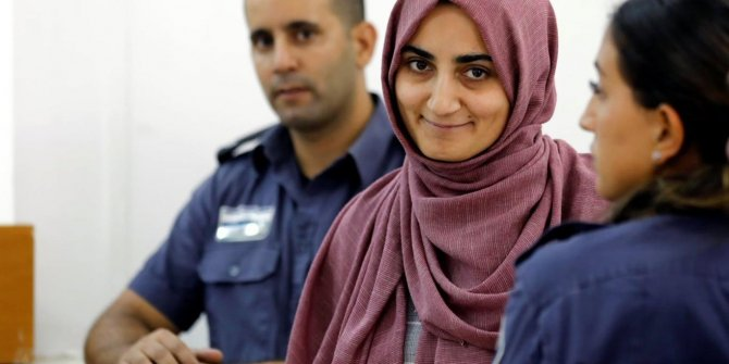 İsrail mahkemesinden Ebru Özkan'a şartlı tahliye