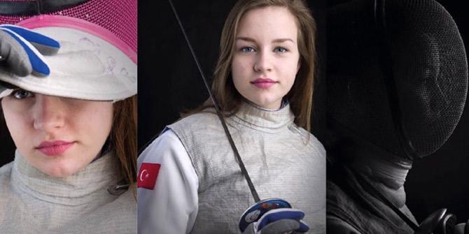 Elke Lale Van Achterberg bronz madalya kazandı