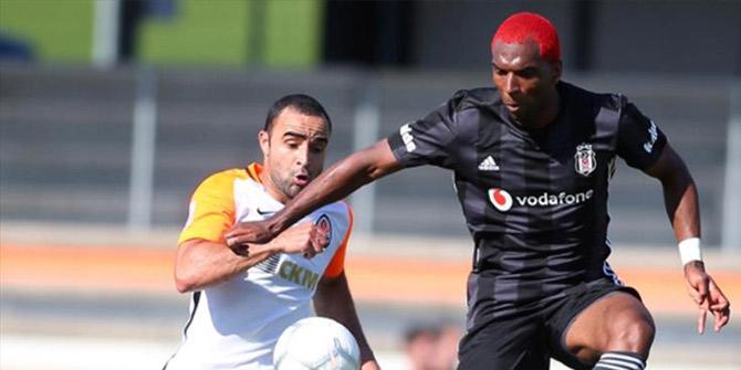 Beşiktaş-Shakhtar Donetsk ile berabere kaldı