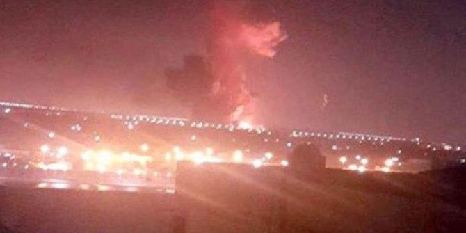 Havalimanında patlama