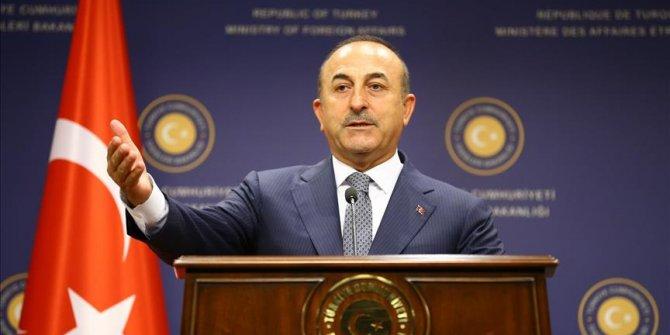 Çavuşoğlu: FETÖ'cü teröristlere rahat vermeyeceğiz