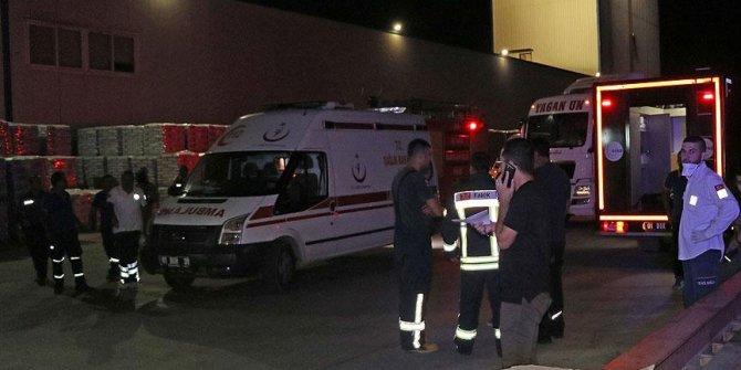 Adana'da koku faciası! 8 kişi etkilendi