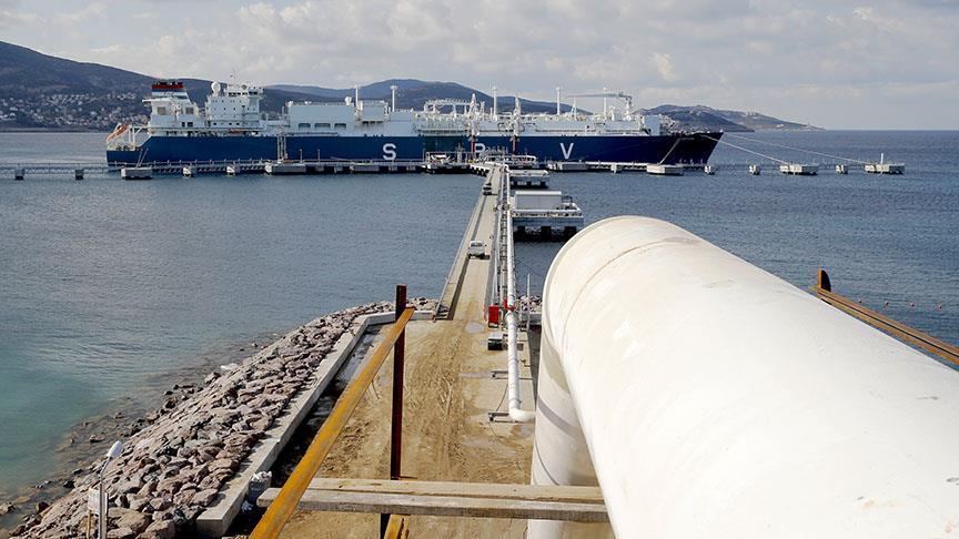 LNG ithalatında rakip  tanımıyoruz!