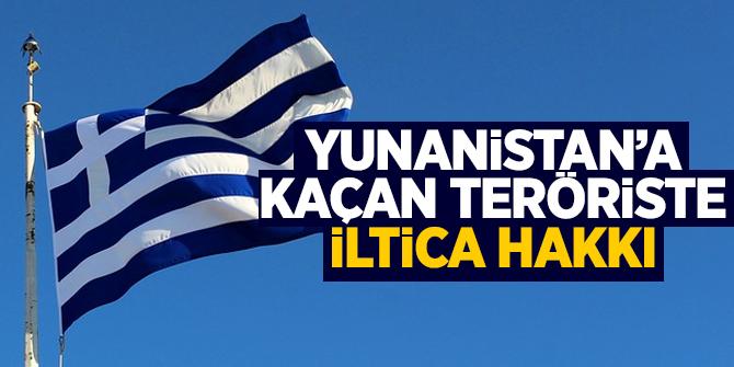 Yunanistan aranan teröriste iltica hakkı tanıdı