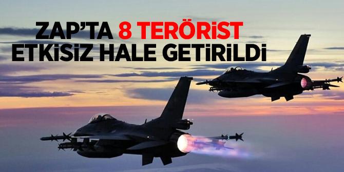 TSK'dan Irak'a hava harekatı açıklaması
