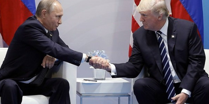 Gizlice anlaştılar! Trump Putin'in istediğini yerine getirdi