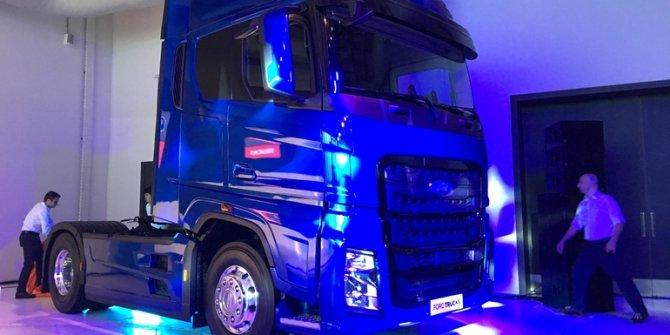 Yüzde 90'nı yerli ilk kamyonumuz  'Big Boy'!
