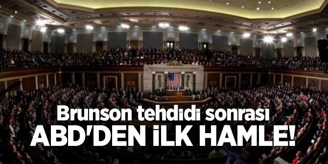 Türkiye'nin kredi almasını kısıtlayan tasarı ABD Senatosu Dış İlişkiler Komisyonu'ndan geçti
