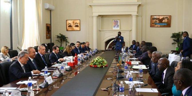 Türkiye-Zambiya arasında kritik 12 anlaşma
