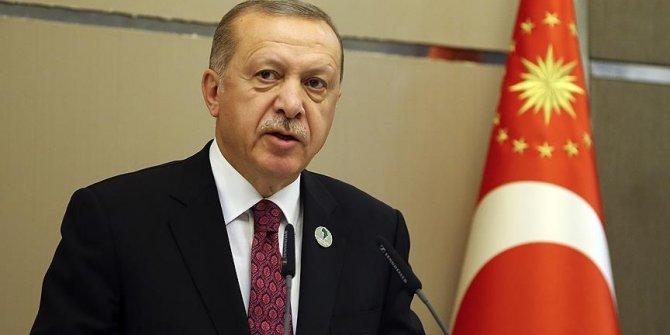 Erdoğan ABD'li şirketlerin temsilcileriyle bir araya geldi