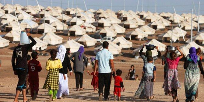 5 mülteci kampı sınıra taşınıyor