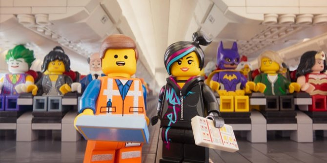 THY'nin uçuş emniyet filminin bu seferki yıldızı #LEGO kahramanları