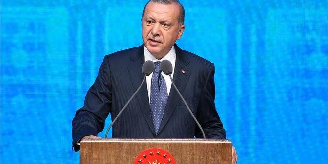 Başkan Erdoğan'dan Katar açıklaması
