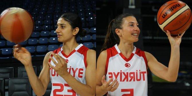 Kadın milli basketbolcularda hedef madalya