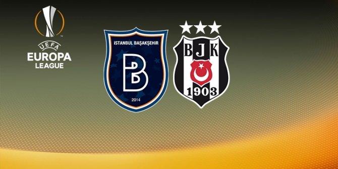 Beşiktaş ve Medipol Başakşehir'in  turu geçmesi halinde rakibi belli oldu!