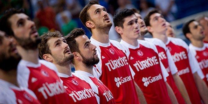 A Milli Erkek Basketbol Takımı'nın  kadrosu açıklandı!
