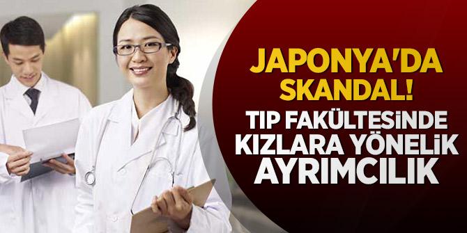 Japonya'da skandal! Tıp Fakültesinde kızlara yönelik ayrımcılık