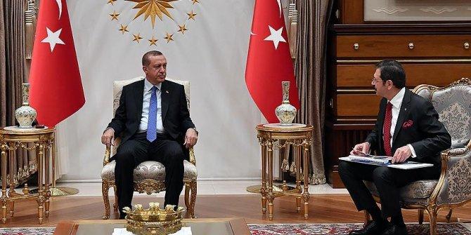 Başkan Erdoğan TOBB heyetini kabul edecek!