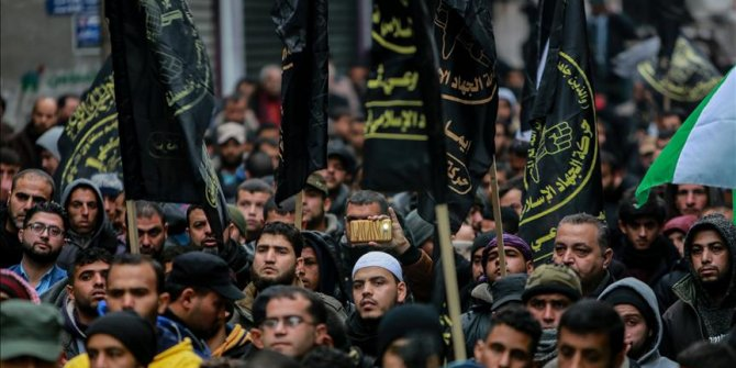 'İsrail'in saldırılarına verilen karşılık meşrudur'