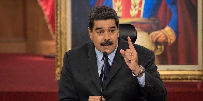 Venezuela'da suikast şüphelisinde flaş gelişme!
