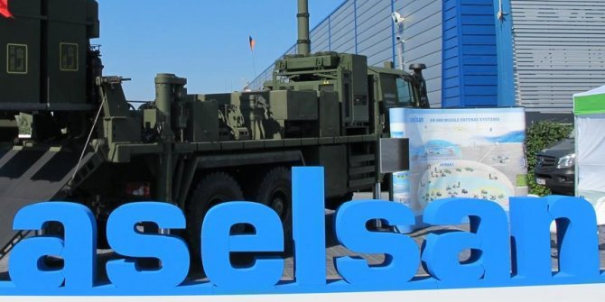 ASELSAN'ın ödüllü telsizi TEKNOFEST'te tanıtıldı