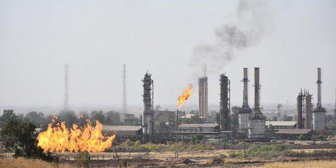 Devasa petrol rezervleri...