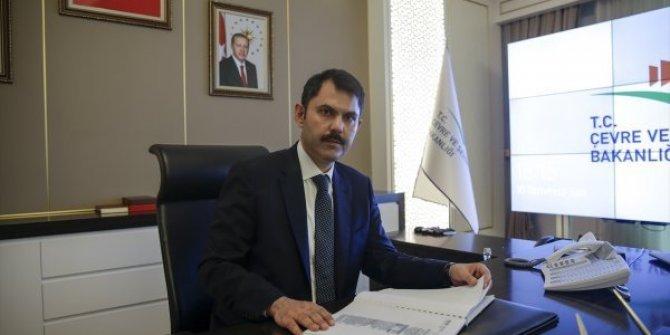 Çevre ve Şehircilik Bakanı Kurum'dan Ordu açıklaması