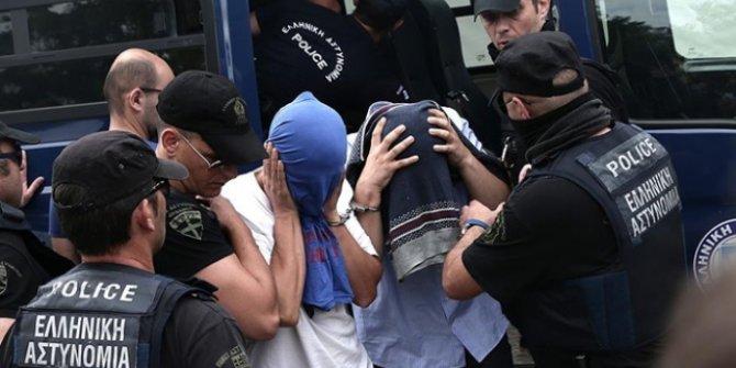 Yunanistan'dan 'terör' koruması