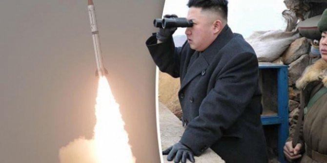 Kuzey Kore'den ABD'ye nükleer tehdidi