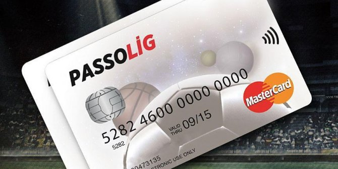 4 milyon kişi Passolig kullanıyor