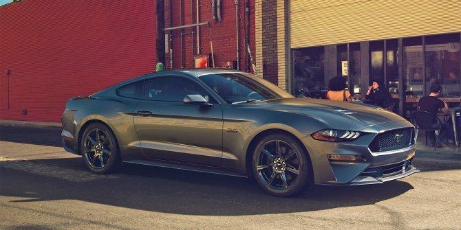 En çok satan spor otomobil Ford Mustang