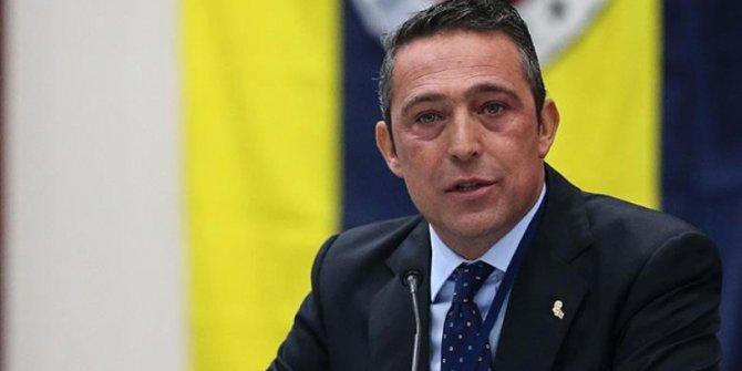 Ali Koç Fenerbahçeli sporcuları tebrik etti