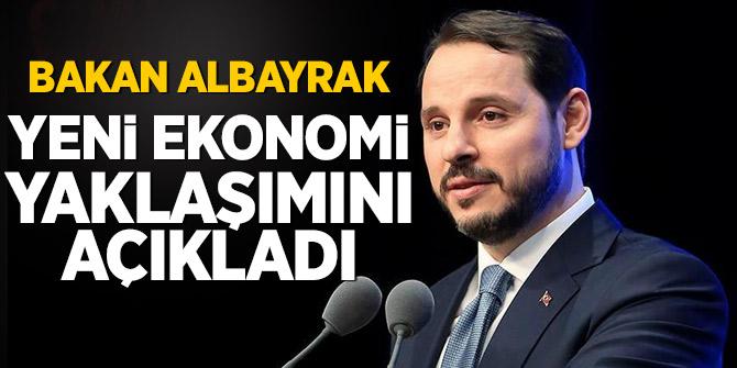 Berat Albayrak 'Yeni Ekonomi Yaklaşımını' açıkladı