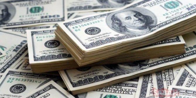 Dolar/TL, 5,8580 seviyesini gördü