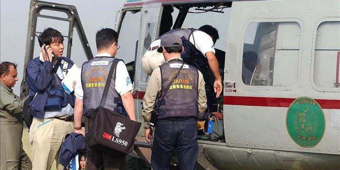 Japonya'da helikopter kazası: 9 kişi öldü