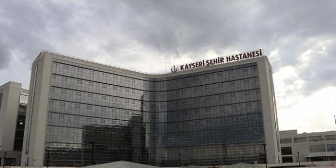 Kayseri Şehir Hastanesi konforuyla dikkat çekiyor